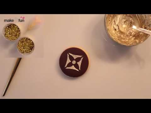 Decorating cookie, LV Cake Stencil, Designer Cookie Stencil, Schablone
