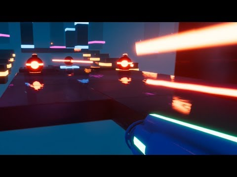 An FPS Platformer Prototype In Unreal Engine 4 [Old Project]