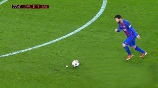 Lionel Messi vs Athletic Bilbao (Home) 16-17 HD 1080i