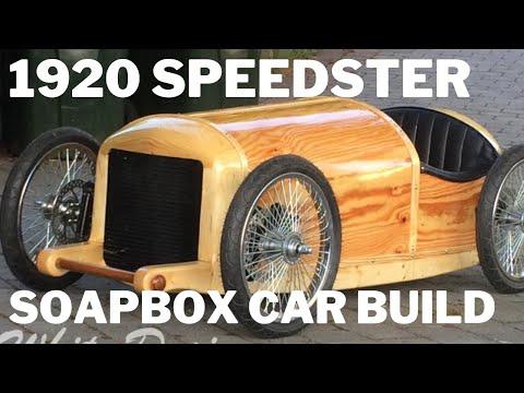 1920s soapbox car