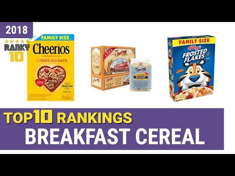 Best Breakfast Cereal Top 10 Rankings, Review 2018 & Buying Guide