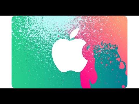 Como canjear tarjetas de iTunes en el App Store