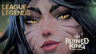 NEW LEAGUE OF LEGENDS GAME Official Trailer: Ruined King - Releasing Early 2021 + Game Info