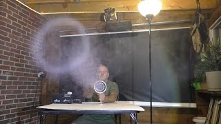Home Made Air Vortex Cannon Air Blaster How To