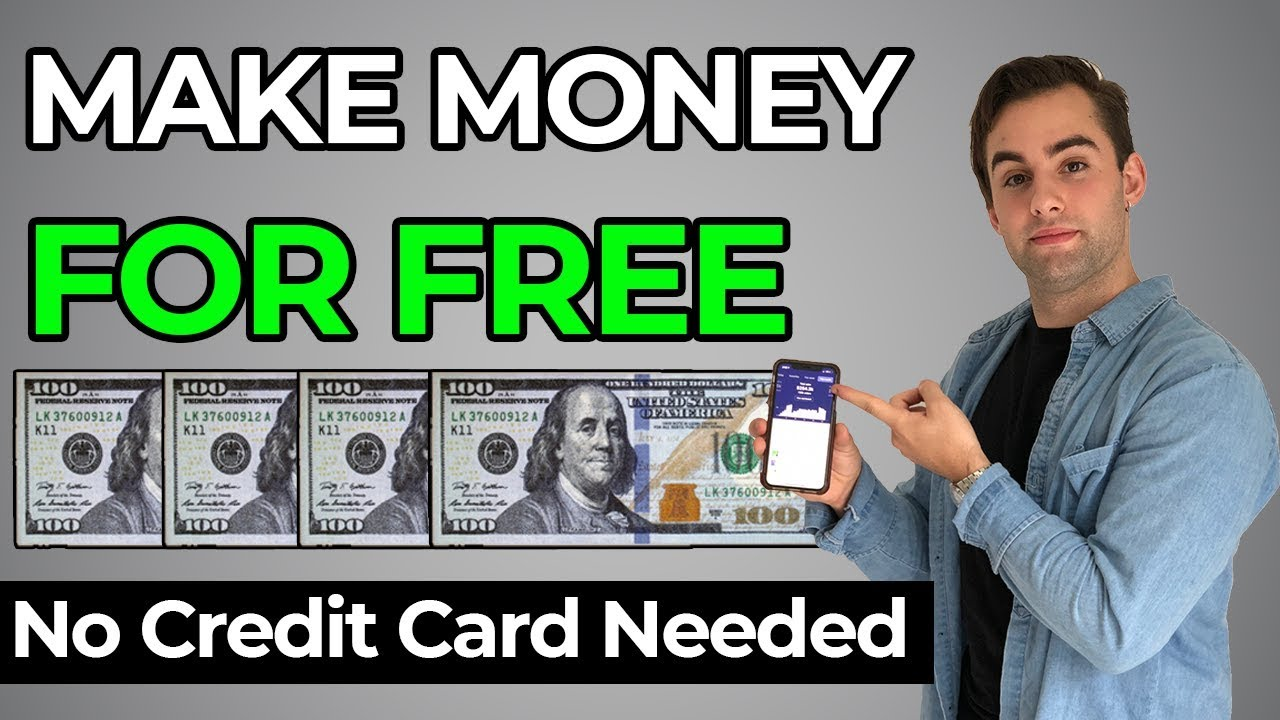 💰5 EASY Ways To Make Money With $0 (NO Credit Card Required!)   Make Money Online