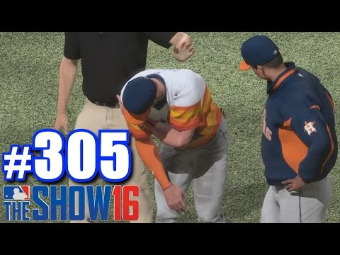 ROBBING A WALK-OFF HOME RUN!   MLB The Show 16   Road to the Show #305