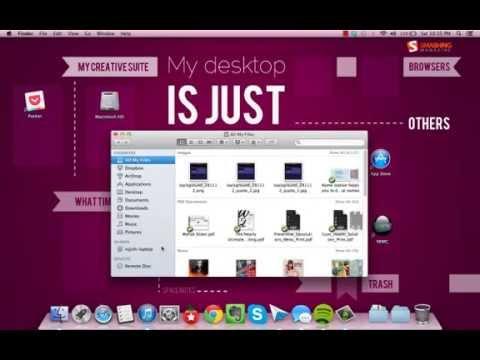How to Make a Desktop Shortcut in Mac OS X