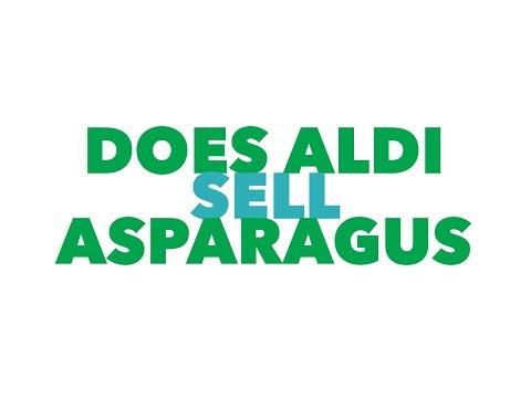 Does Aldi sell asparagus