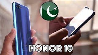 Honor 10 Full Review | Pakistani Variant !
