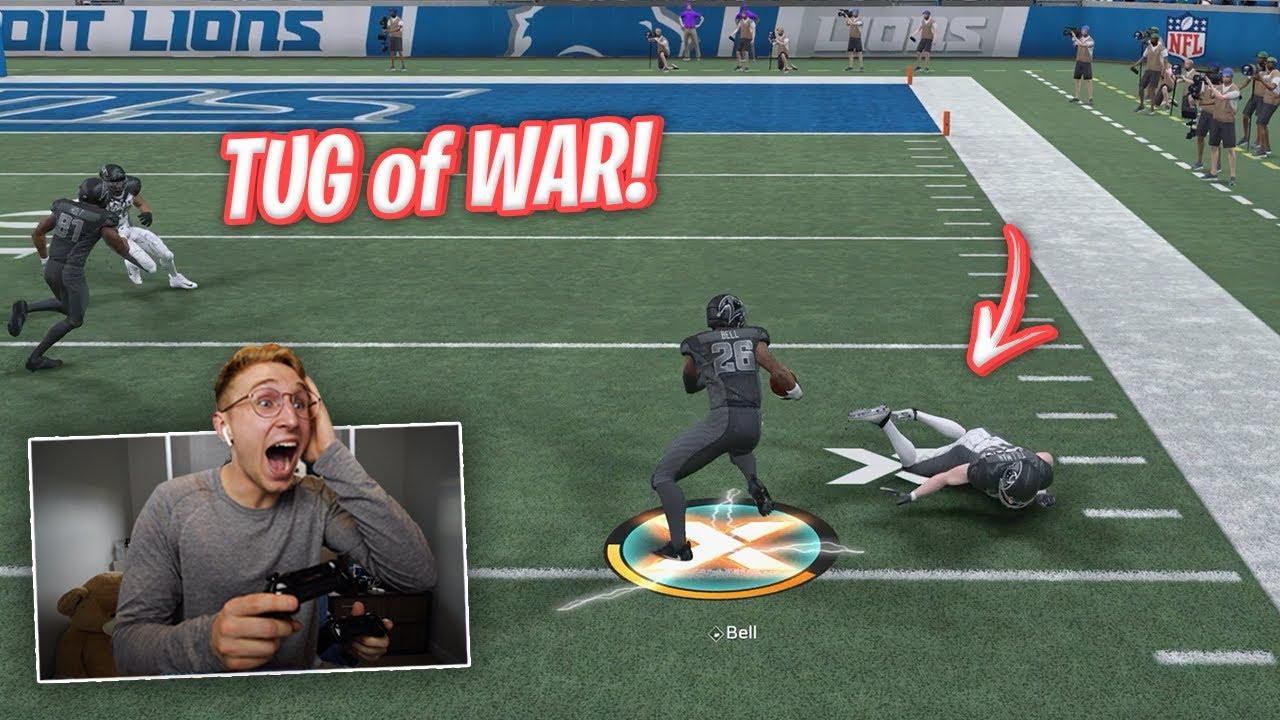 Breaking ANKLES in Tug of War!