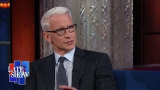 Anderson Cooper Admits His Dungeons & Dragons Obsession