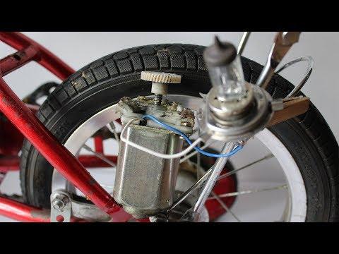 Free Energy 100W Dynamo Bicycle Generator