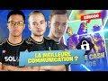 $25000 CUP TRIO US - LA MEILLEURE COMMUNICATION D'ÉQUIPE EN TRIO ? - Partie 1