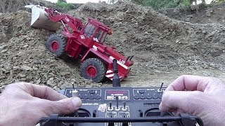 Tutorial: How To Stack A Pile With Rc Wheel Loader
