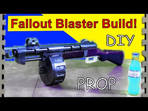 How to Make a Combat Shotgun (From Fallout!)