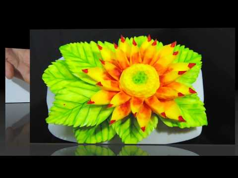 SOAP FLOWER - By J. Pereira Art Carving