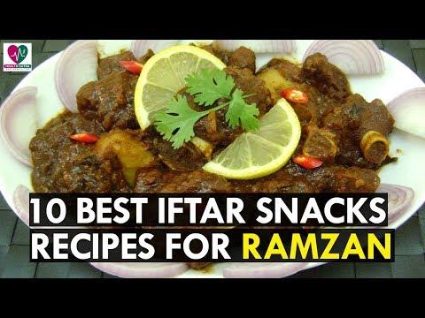 10 Best Iftar Snacks Recipes for Ramzan