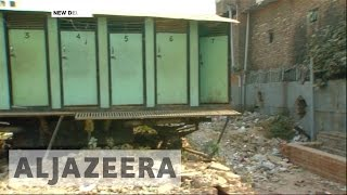 India still struggling with shortage of toilets