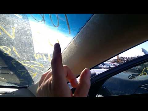 Volvo S60 A-pillar cover removal without breaking the safety clip