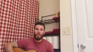 """Jordan Davis- """"Singles you up"""" cover"""