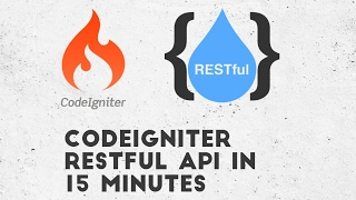 API REST Codeigniter 3 - PakVim net HD Vdieos Portal