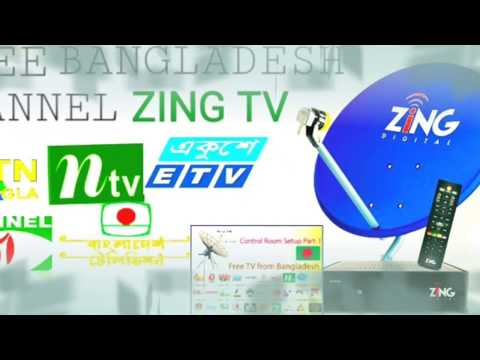 FREE CHANNEL ON dish TV♤ ||FREE BANGLADESH CHANNEL ON ZING TV