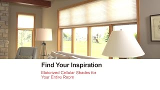 QMotion Automated Honeycomb Shades Videos & Books