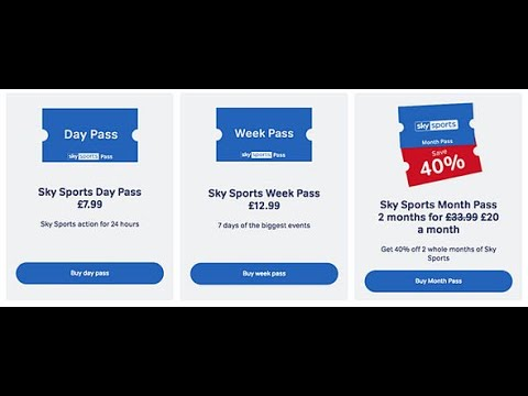 Sky Sports gets 40% PRICE DROP, here's how to get your hands on the discount