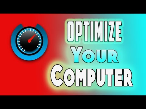 How Optimize Windows 7/8/8.1/10 For Gaming +60 FPS