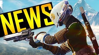 Destiny 2 - IMPORTANT NEWS UPDATE!