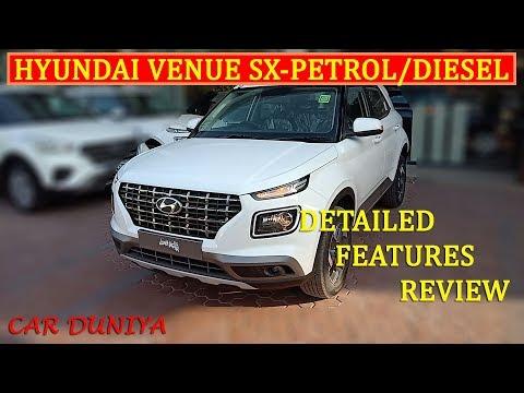 Xxx Mp4 Hyundai Venue SX Detailed Features Review 3gp Sex