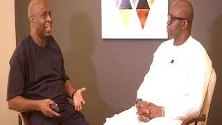 The Platform :  Big Talk with Governor Ayo Fayose