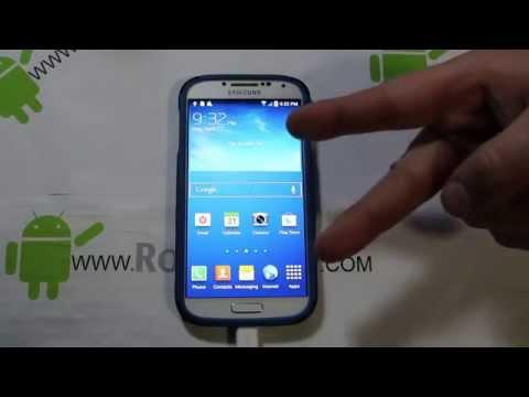 Verizon Galaxy S4 KitKat Update Plus Keep Root