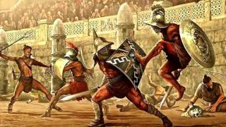 The Diet & Physiques Of Ancient Roman Gladiators!