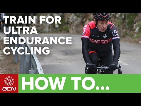 How To Train For Ultra Endurance Cycling