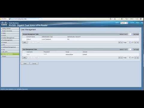 RV320 and RV325 SSL VPN Client Configuration