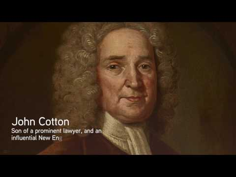John Cotton and the Lawes of New England