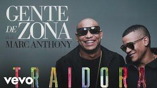 Gente de Zona - Traidora (feat. Marc Anthony)[Cover Audio] ft. Marc Anthony