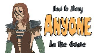 Skyrim, How To Divorce Your Wife Or Husband & Marry Anyone In The Game (pc Only)