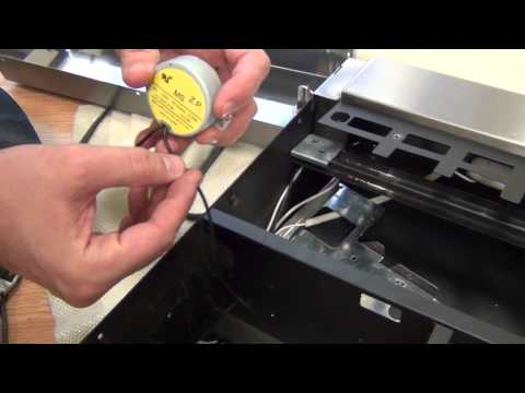 Wall Mount Fireplace Flame illusion motor replacement