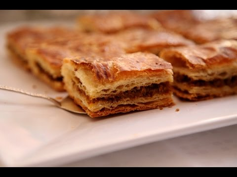 Puff Pastry Meat Pie Recipe - Heghineh Cooking Show