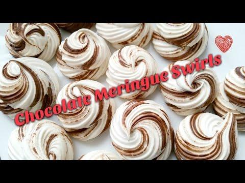 Chocolate meringue recipe