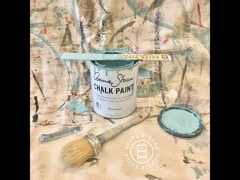 Getting Started: Painting with Chalk Paint® By Annie Sloan