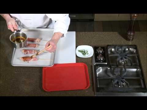 How To Make Chicken Saltimbocca Skewers