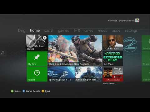 How to Game Share On Xbox 360 through Licence Transfer (2013)