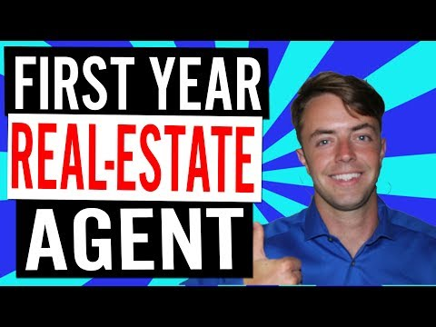 First Year Real-Estate Agent: What To Expect