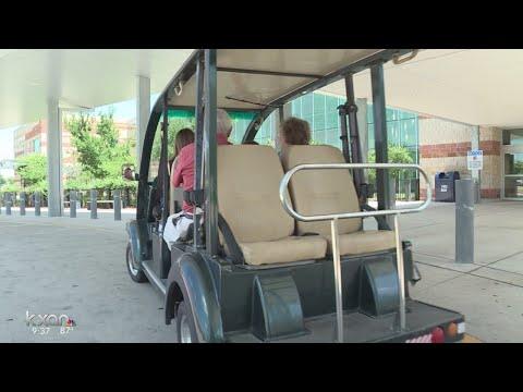 New golf carts needed to help transport veterans at VA clinic