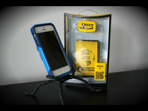Review - OtterBox Commuter Series iPhone 5 - Unboxing