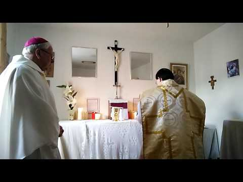 Mass for Sunday the feast of the Holy Trinity