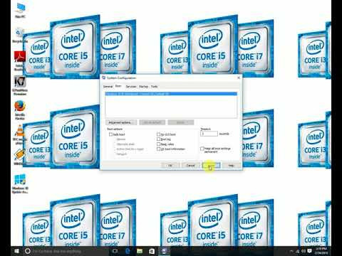 How to Enable Multiple Cores of processor on Windows 10(Sai Computer)